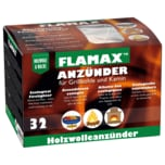 Flamax Ökologische Feueranzünder 32 Stück
