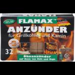 Flamax Ökoanzünder 32 Stück
