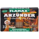 Flamax Ökologische Anzünder 32 Stück