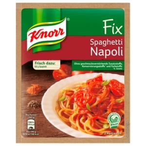 Knorr Fix Spaghetti Napoli 44g