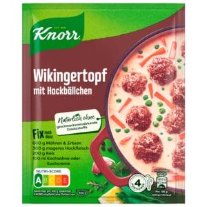 Knorr Fix Wikingertopf mit Hackbällchen 30g