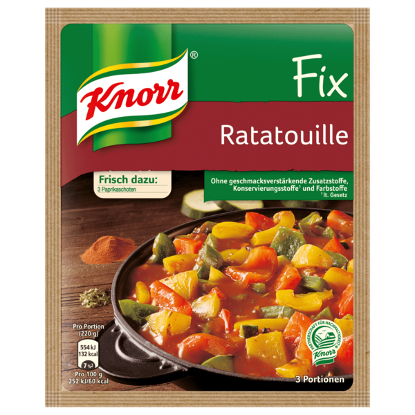 Knorr Fix Ratatouille 40g