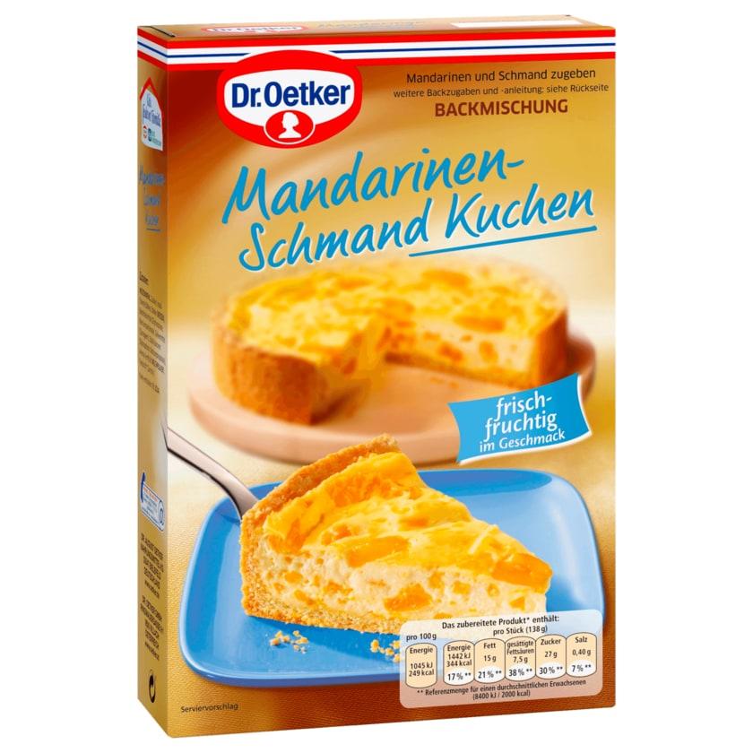 Dr. Oetker Mandarinen-Schmand Kuchen 460g