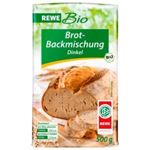 REWE Bio Brot-Backmischung Dinkel 500g