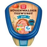 REWE Beste Wahl Teewurst grob 125g