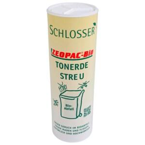 Schlosser Tonerde-Streu Geruchsvernichter 750g