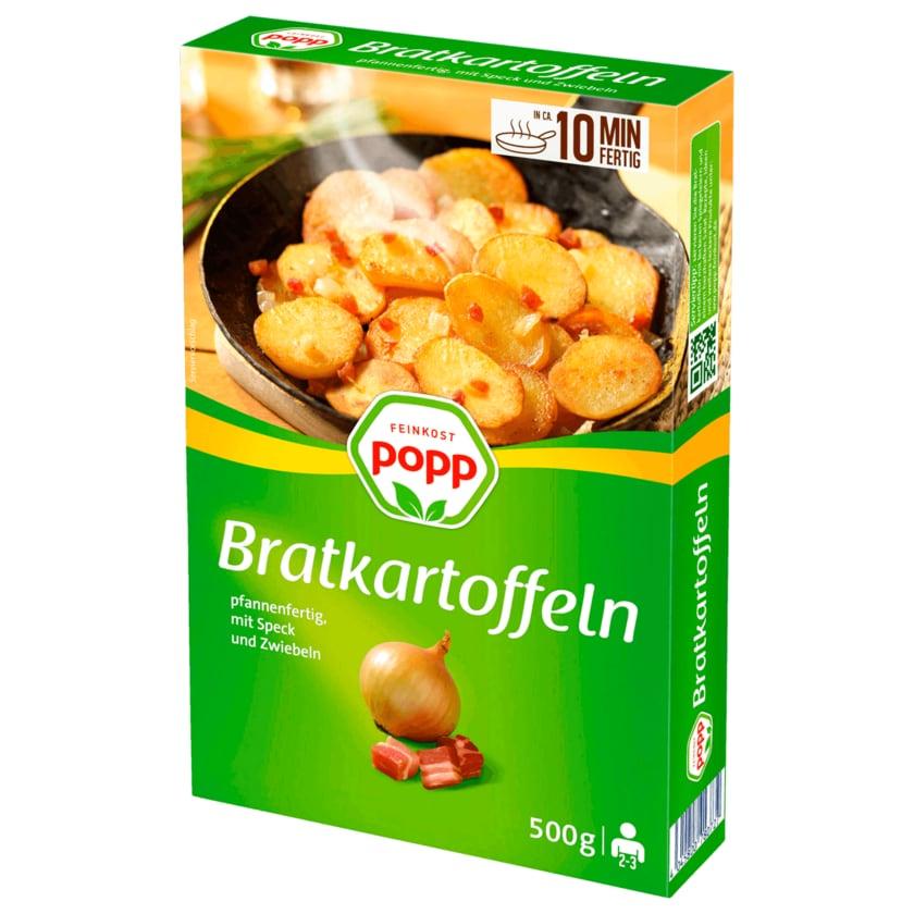 Popp Bratkartoffeln mit Speck & Zwiebeln 500g