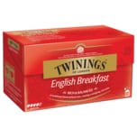 Twinings of London English Breakfast 50g, 25 Beutel
