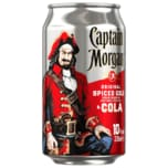 Captain Morgan Original Spiced Gold & Cola 330ml