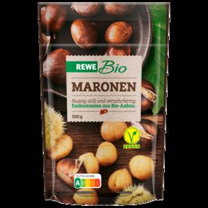 REWE Bio Maronen 100g