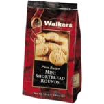 Walkers Mini Shortbread Rounds 125g