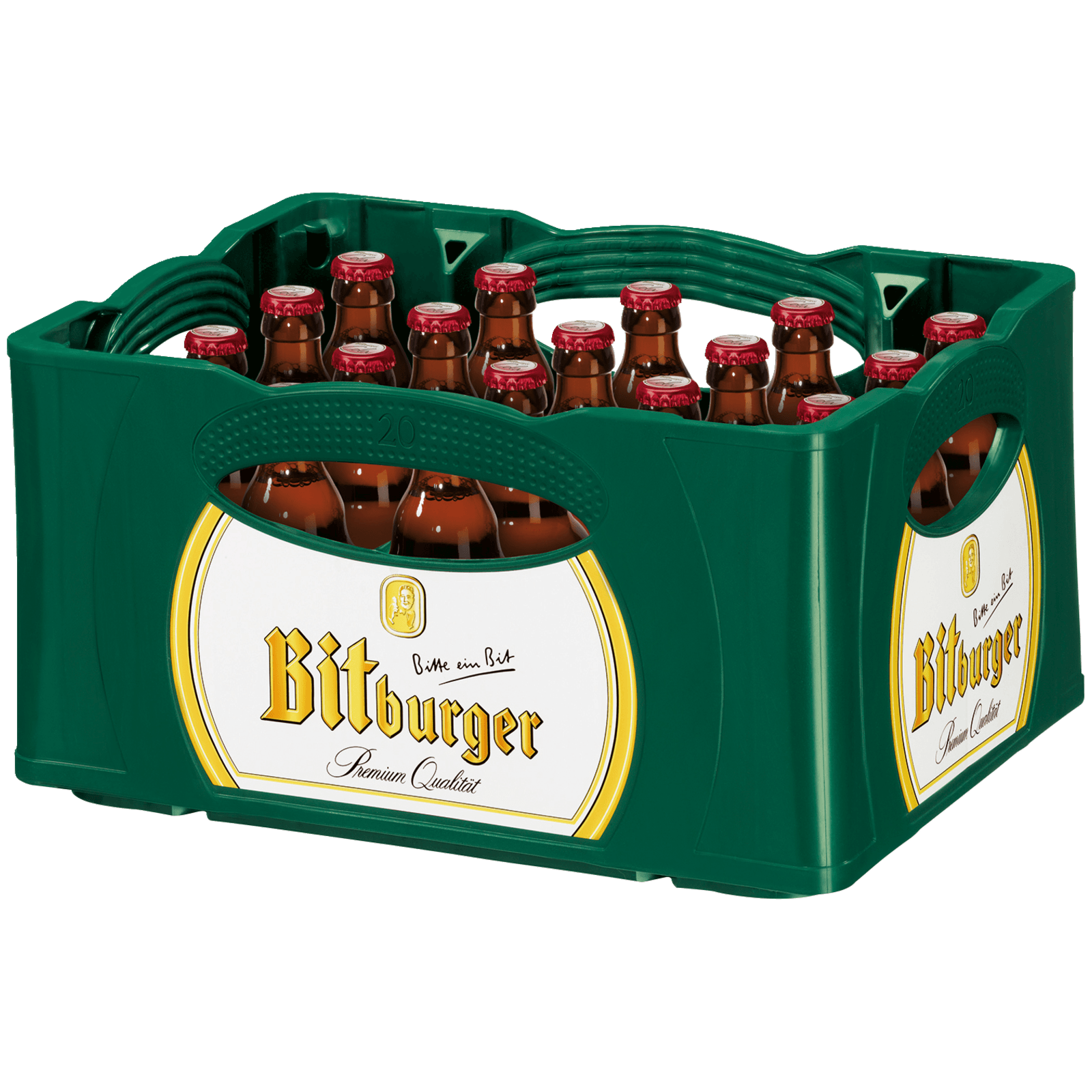 Bitburger Cola 20x0,33l