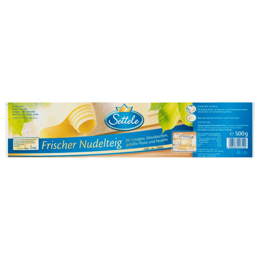 Settele Lasagne & Nudelteig 500g