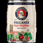 Paulaner Weißbier Fass 5l