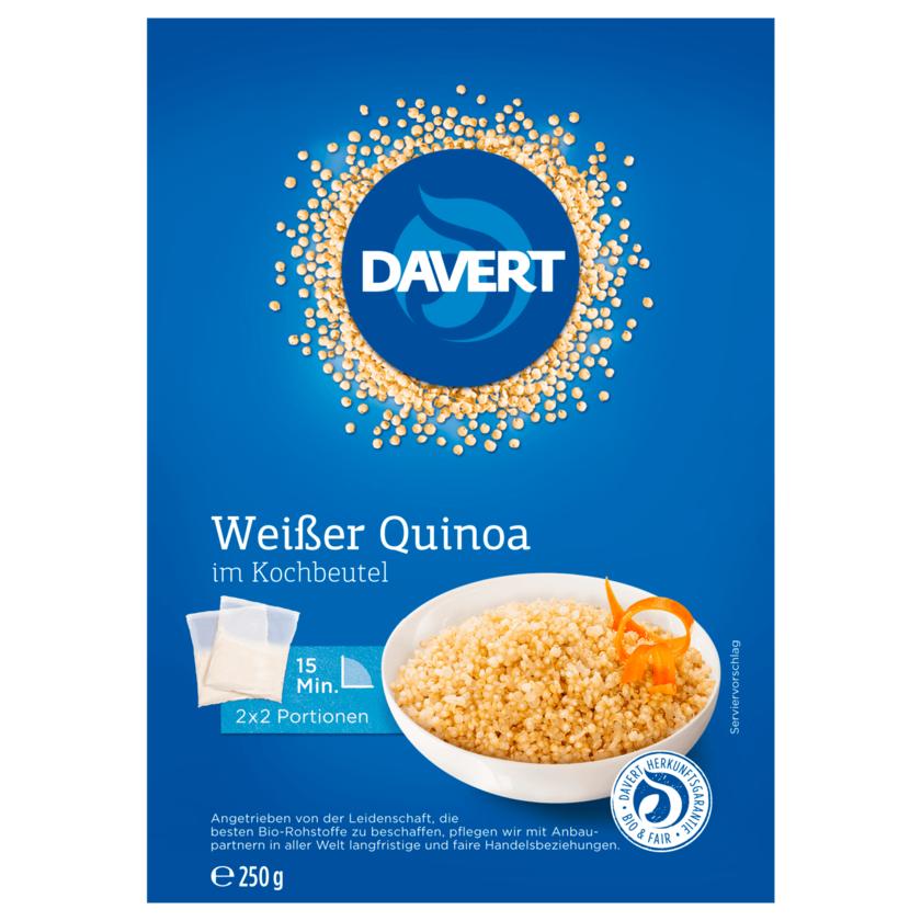 Davert Bio Weißer Quinoa 2x125g