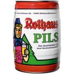 Rothaus Pils Fass 5l