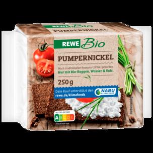 REWE Bio Pumpernickel 250g