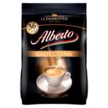 J. J. Darboven Alberto Caffé Crema Pads 252g