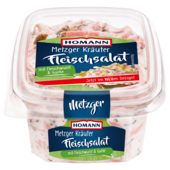 Homann Metzger-Kräuter-Fleischsalat 200g