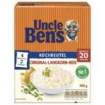 Uncle Ben's Spitzen-Langkorn-Reis im Beutel 20 Minuten 4x125g