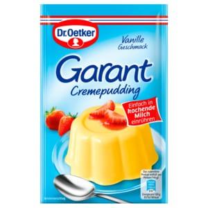 Dr. Oetker Garant Vanille-Geschmack 63g