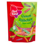 Red Band Gummi-Stäbchen super sauer 200g