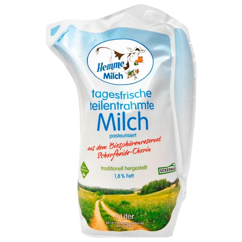 Hemme Milch 1,8% 1l