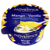 Mövenpick Feinjoghurt Mango-Vanille 150g