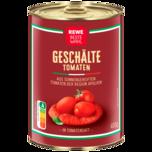 REWE Beste Wahl Geschälte Tomaten 240g