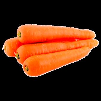 Karotten 1kg Schale
