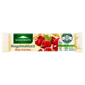 Schneekoppe Die Riegelmahlzeit Rote Früchte 25g