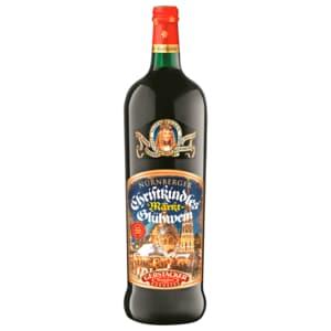 Nürnberger Christkindles Markt Glühwein 1l