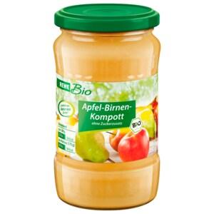 REWE Bio Apfel-Birnen-Kompott 350g