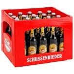 Schussenrieder Original No.1 Naturtrübes Bier 20x0,5l