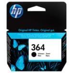 HP Tintenpatrone 364 schwarz