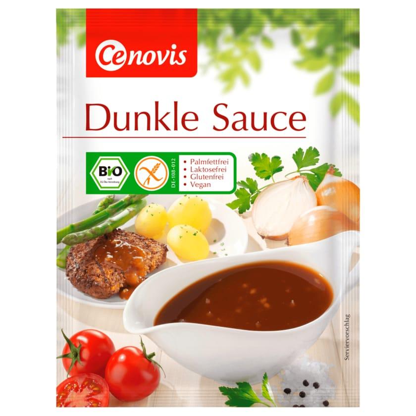 Cenovis Dunkle Sauce Bio 20g