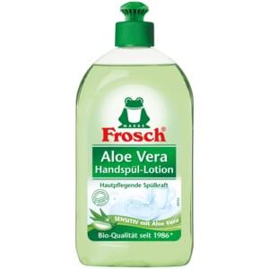 Frosch Aloe Vera Handspül-Lotion 500ml