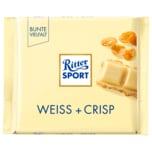 Ritter Sport Weiß + Crisp 100g