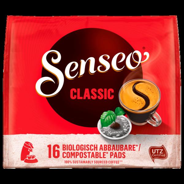 Senseo Kaffeepads Classic 111g, 16 Pads