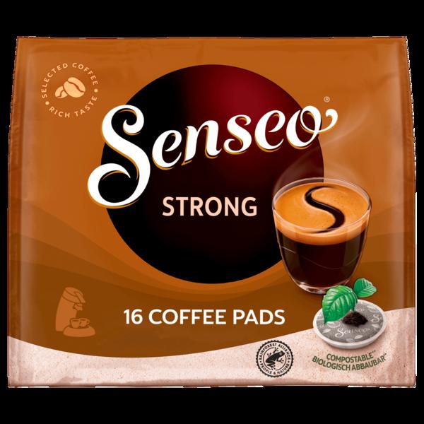 Senseo Pads Strong, 16 Kaffeepads