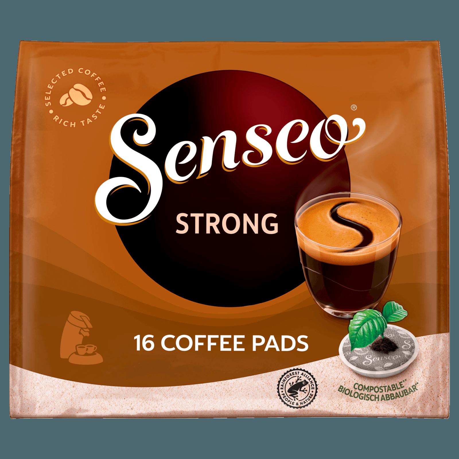 Senseo Strong 111g, 16 Pads