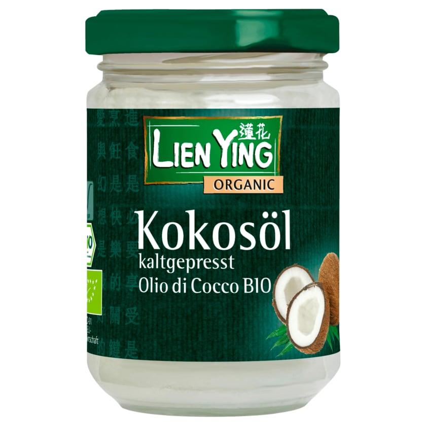 Lien Ying Bio Kokosöl gepresst 130ml