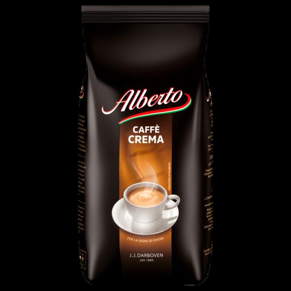 Alberto Caffè Crema ganze Bohne 1kg