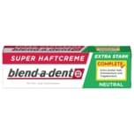 Blend-a-dent Super-Haftcreme extra stark neutral 47g