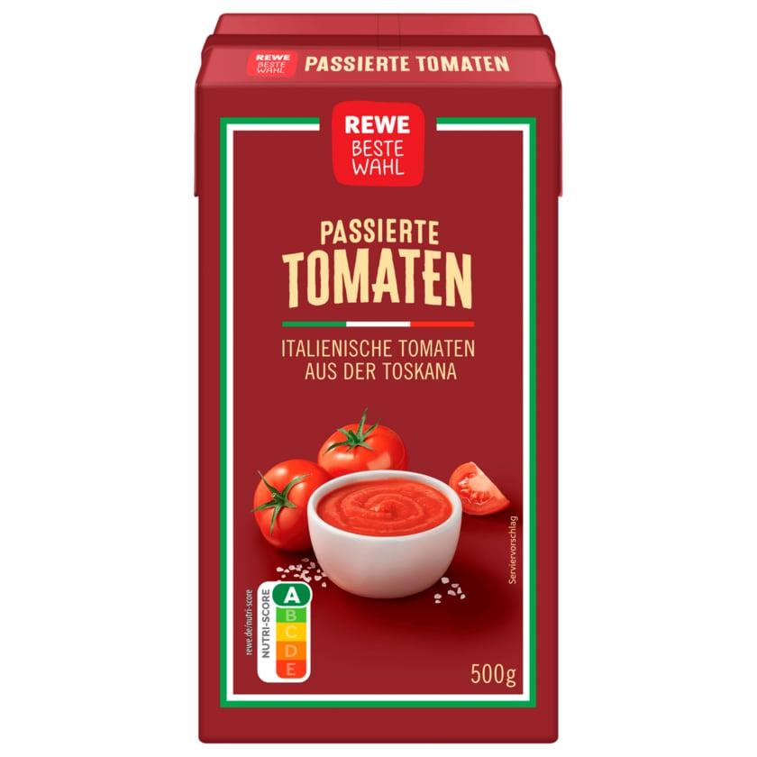 REWE Beste Wahl Passierte Tomaten 500g