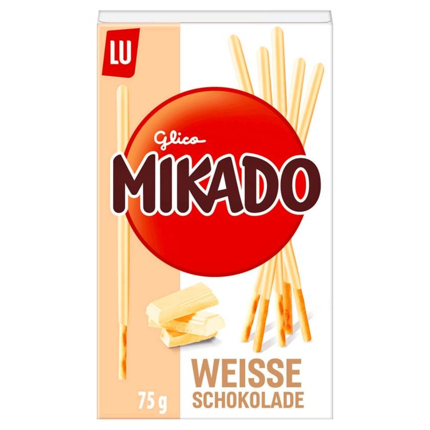 Mikado Keks-Sticks Weiße Schokolade 75g