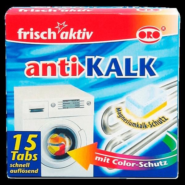 Frisch aktiv Anti-Kalk Tabs 15 Stück