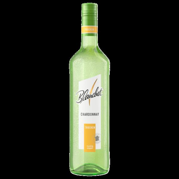 Blanchet Weißwein Chardonnay trocken 0,75l