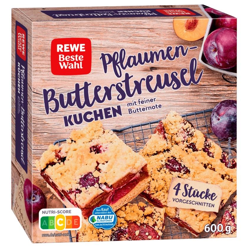 REWE Beste Wahl Pflaumen-Streuselkuchen 600g