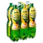 Pfanner Grüner Tee Zitrone Lychee 6x1,5l